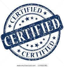 pay stub direct is certified